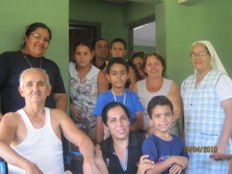 Famille cubaine