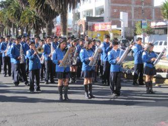Fanfare à Riobamba