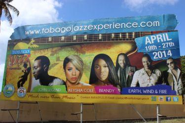Festival de jazz de Tobago