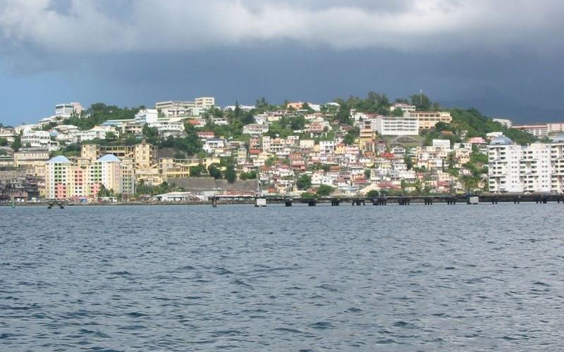 Martinique 2/7 : Fort-de-France