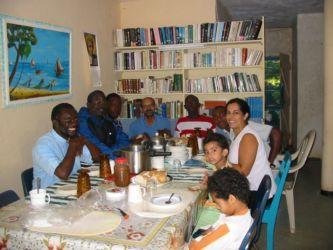 Frères des Ecoles Chrétiennes à l'Île de la Tortue