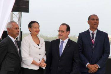 FrancesSEIGNORET, Ministère des AffairesEtrangèresdeTrinidad&Tobago