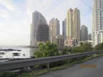 Front de mer de Panama City