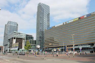 Gare centrale de La Haye