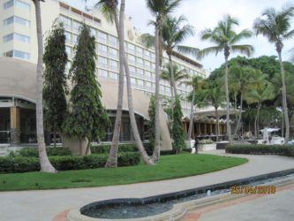 Grand hôtel à San Juan