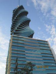 Gratte ciel de Panama City