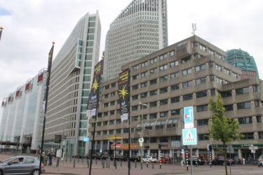 Gratte ciels de La Haye