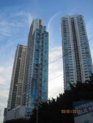 Grattes ciels de Panama City