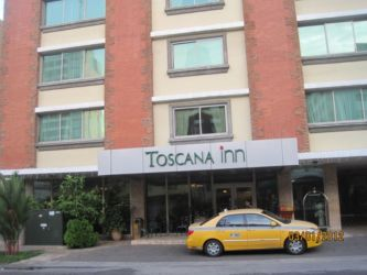 Hôtel Toscana, Panama City