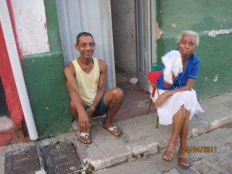 Habitants de Cacoeira