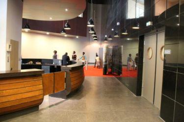 Hall d'entrée de l'exposition permanente