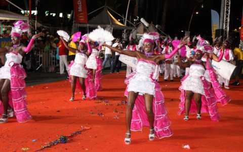 Le carnaval 2015, toujours plus beau