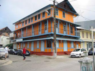 Immeuble de Cayenne