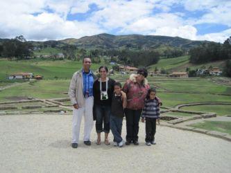 Ingapirca, centre religieux Inca