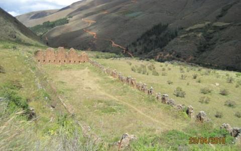 Bolivie 7/7 : Inkallajta