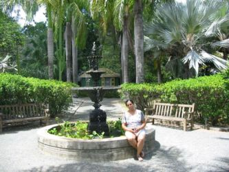 Jardin dans Road Town, Tortola