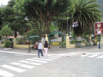 Jardin de Banos