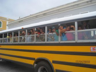 Jeunes de Porto Rico