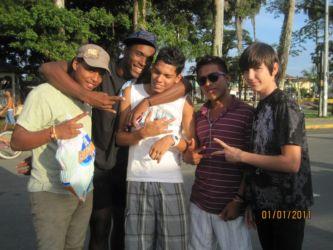 Jeunes du Panama