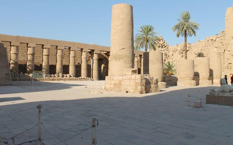 Egypte 5/14 : Karnak