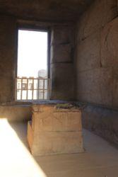 Karnak, le sanctuaire