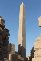 Karnak, obélisque de Touthmosis, 3è pylone