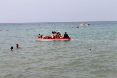 La mer à Tartous