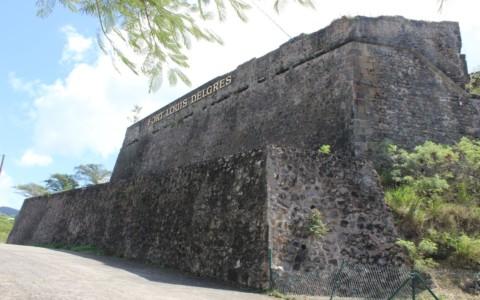 Le Fort Delgres, Gardien de la Basse Terre
