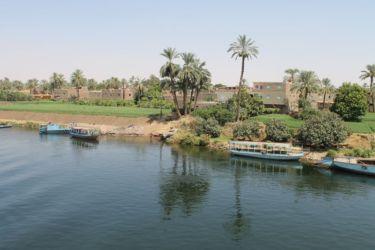 Le Nil, artère vitale de l'Egypte