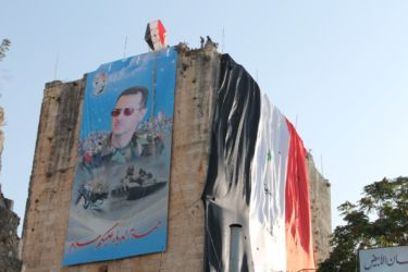 Le Président Bachar El Assad