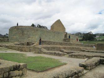 Le Temple du Soleil, centre cérémoniel d'Ingapirca