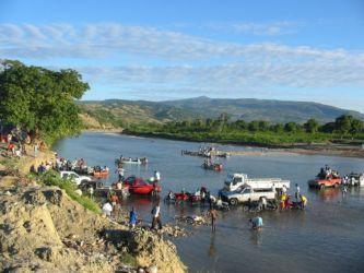 Le fleuve des Trois Rivières à Port-de-Paix