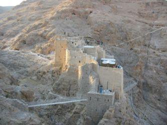 Le monastère de Mar Moussa