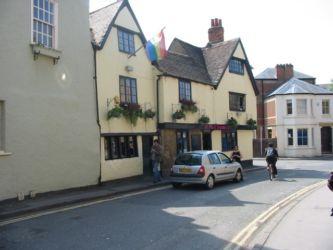 Le pub Jolly Farmers, Oxford