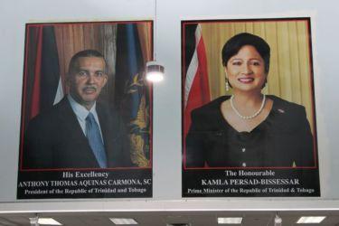 Les actuels président et premier ministre