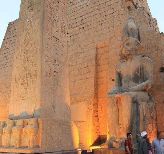 Egypte 4/14 : Louxor