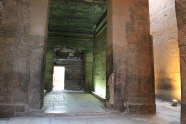 Louxor, le sanctuaire