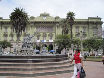 Lycée de Riobamba