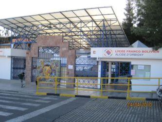 Lycée français de La Paz