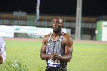 MERRITT Lashawn (USA) 200 m 1er avec 20'15''