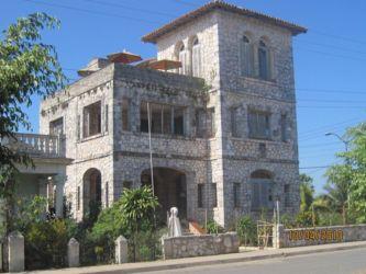 Maison bourgeoise abandonnée à la révolution