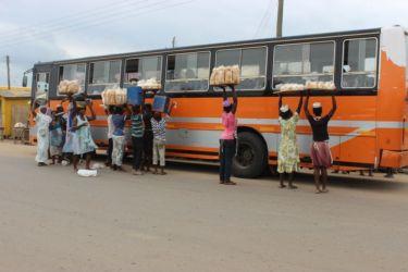 Mankessim (entre Cape Coast et Accra)