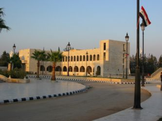 Mar Elias Al Rihe (environs de Tartous)