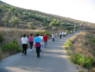Marche à Dreikich Tefara (environs de Tartous)