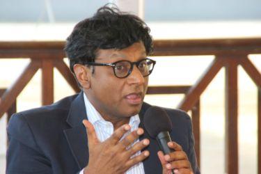 Mohan Kumar, ambassadeur de l'Inde à Paris