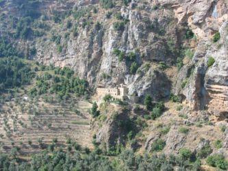 Monastère St Elisée, Qadisha