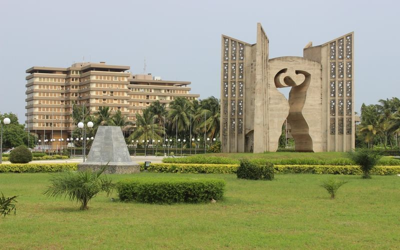 Togo 2/3 : Lomé