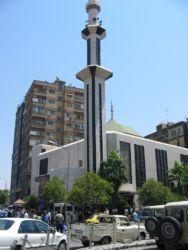 Mosquée de Baranké (Damas)