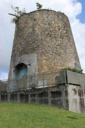 Moulin de l'ancienne habitation Duval