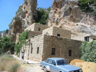 Musée Khalil Gibran, ancien monastère de Mar Sarkis